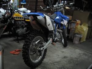 WR250F 03