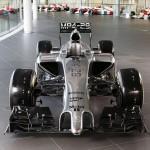 F1 マクラーレン エイリアンノーズ