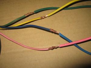 JT1 左スイッチ配線補修