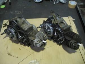 JT1JT60エンジン!