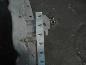 JT1 シートベース 当て板補修