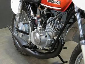 TS90 ハスラー90 レーサー 完成 キットパーツエンジン