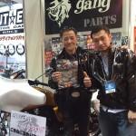 2014年大阪モーターサイクルショー