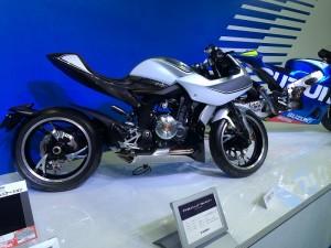 スズキコンセプトバイクモデルリカージョン