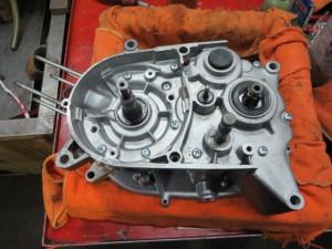 JT1/JT60 エンジン内 ダイナモ側 オイルシール