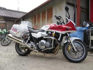 救急バイク!?メディカルバイク
