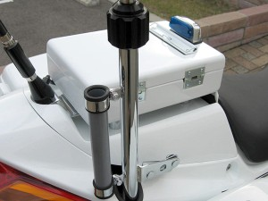 白バイレプリカVFR800