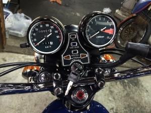 CB400F フルレストア