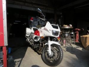 CB1300白バイレプリカ