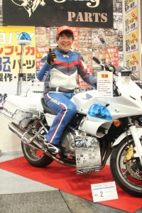 大阪モーターサイクルショー2016