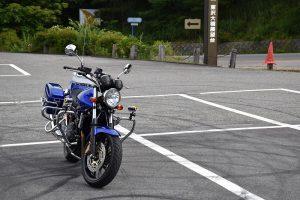CB400SF青バイカスタム