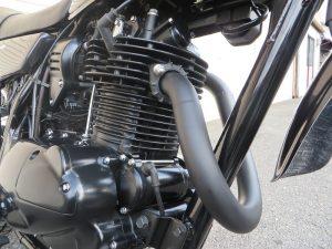 250TR ビンテージ F11タイプバイソンマフラー