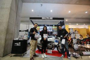 2017東京モーターサイクルショー