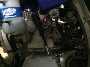 YZ250油圧クラッチ