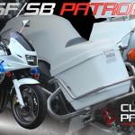 CB400SB白バイ仕様パトロール仕様スタイル