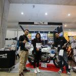 2017東京モーターサイクルショーに出展してきました!セロー250白バイが大反響?
